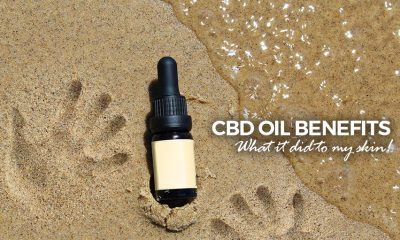 CBD OIL + what it did to my skin