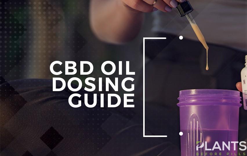 CBD Dosing