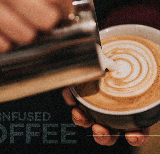 CBD-infused coffee