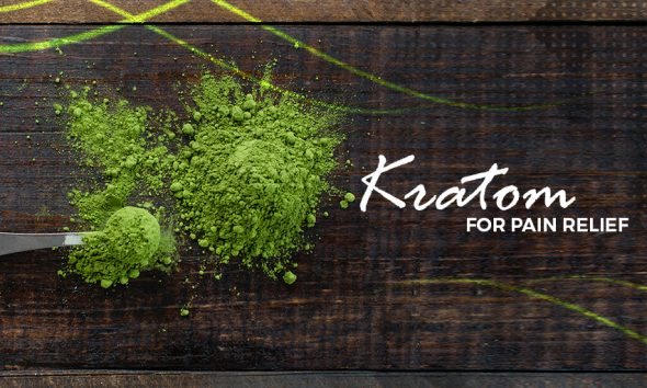 kratom for pain relief