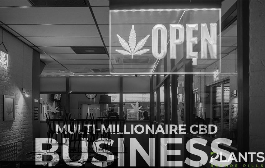 Build a Multi-Million Dollar CBD Business