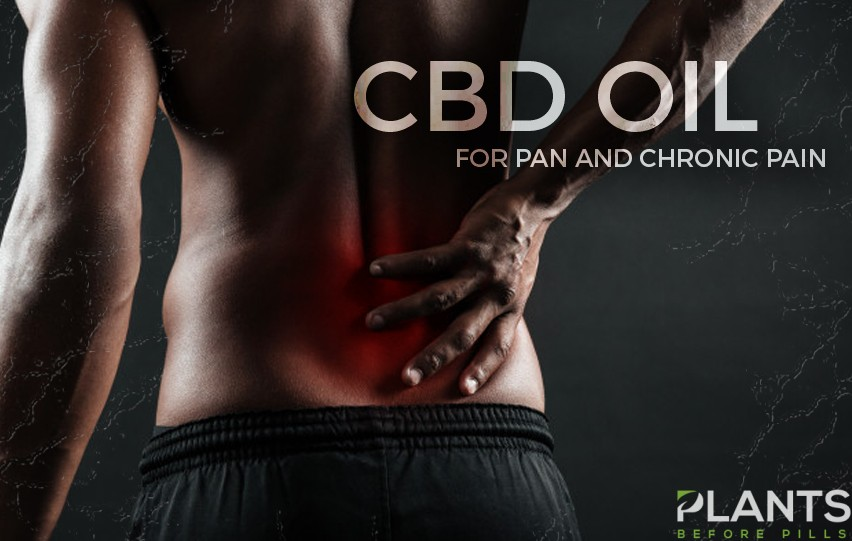 CBD Oil for Pain and Chronic Pain
