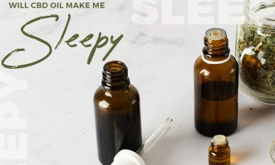 Will CBD Oil Make Me Sleepy