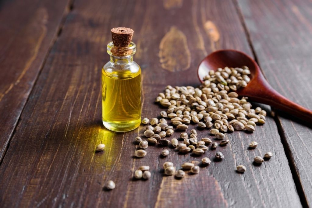 Hemp Seed Oil - CBD Carrier Oils