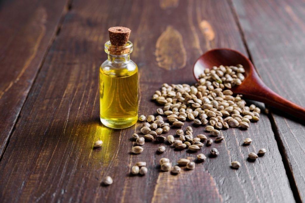 Hemp Seed Oil - CBD Carrier Oils