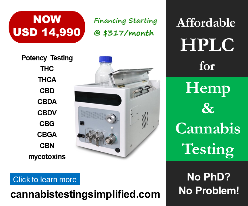 Cannabis Testing Simplified