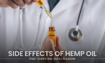 Side Effects of Hemp Oil That Everyone Should Know