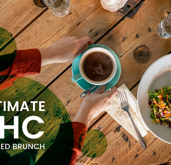 How to Throw the Ultimate THC Themed Brunch