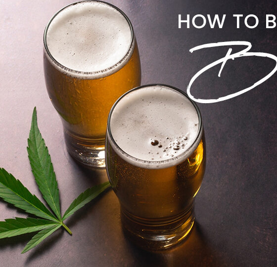 Brewing with CBD Beer