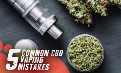 CBD Vaping Mistakes