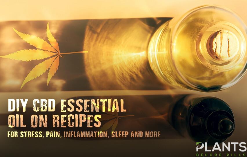 Y CBD essential oil roll on recipes