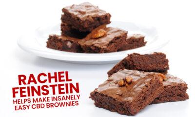 Easy CBD Brownies