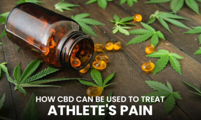 CBD Can Be Used to Treat Athlete's Pain