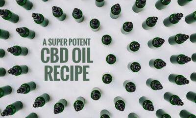 Super Potent CBD Oil