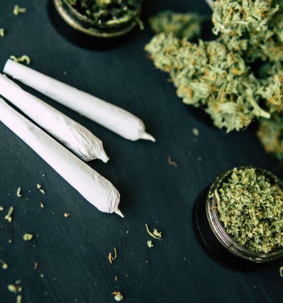Eating or Smoking Weed