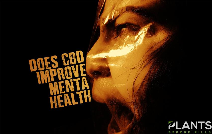 CBD Improve Mental Health