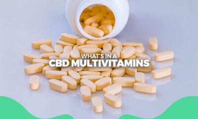 CBD Multivitamin